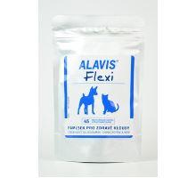Alavis Flexi na kĺby pre psov a mačky 45 kociek