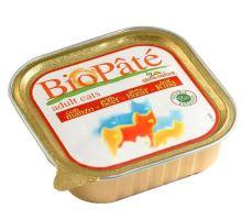 Almo Cat Bio Piate vanička kura 100g