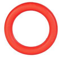 Krúžok plný, tvrdá guma 9cm
