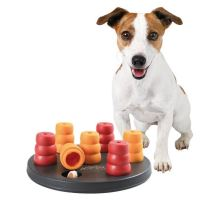 Dog Activity - MINI SOLITAIRE - kruh s kolkami 20 cm