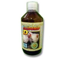 Acidomid D hydina 500ml