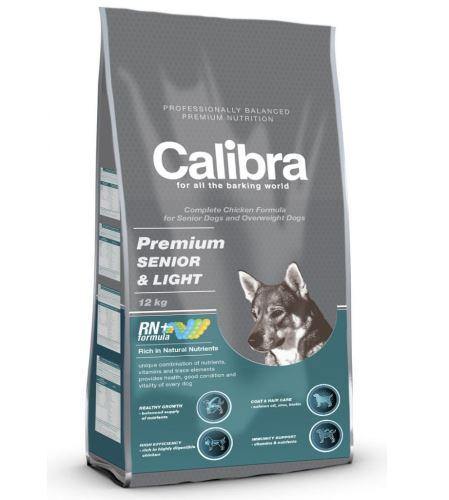 Calibra Premium Senior&Light 12kg